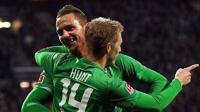 Werder Bremen 2 - 0 VFB Stuttgart (1)