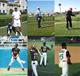 Nataniel Reinoso: Del terreno de pelota al campo de golf