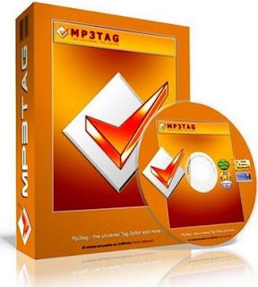 Aplikasi Mp3 Tag Editor - Mp3tag