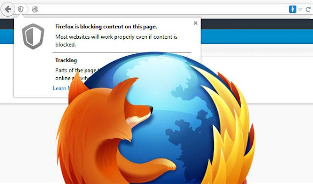 Firefox Tracking