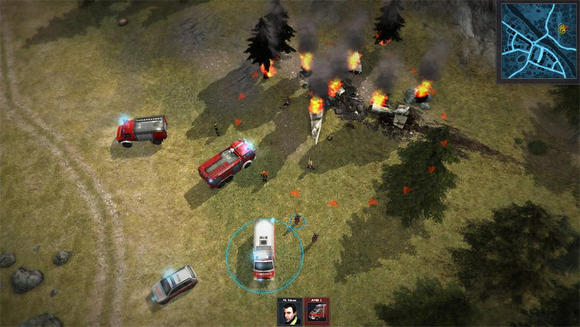 Rescue 2013 Everyday Heroes PC Game Screenshot Review 4