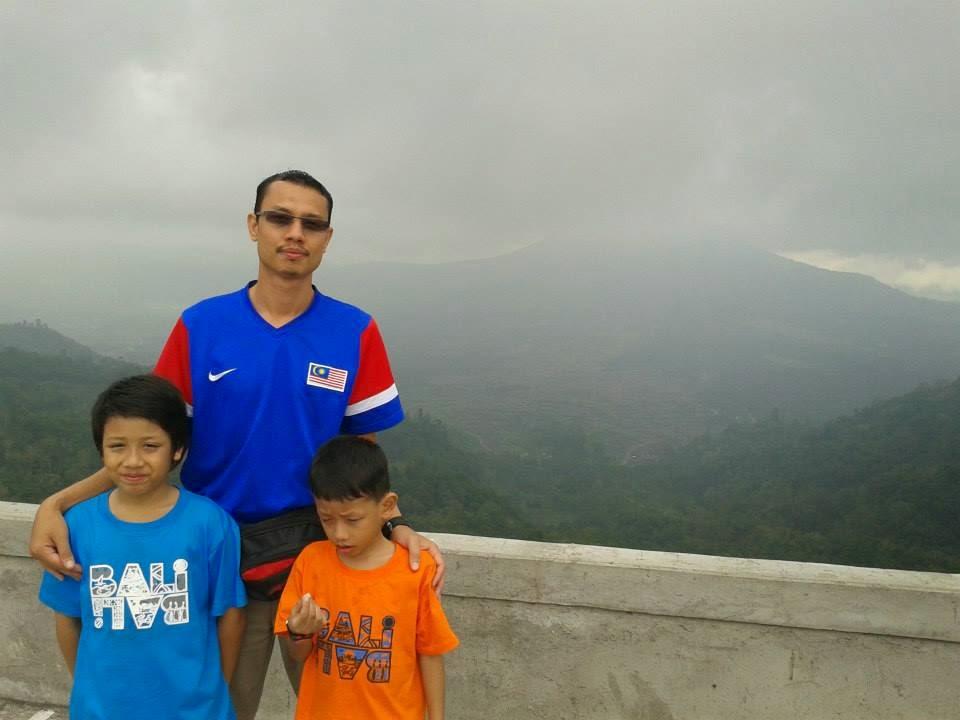 Buah Hati Ku - Kafrawi : Ridzuan, Erfan & Nejad