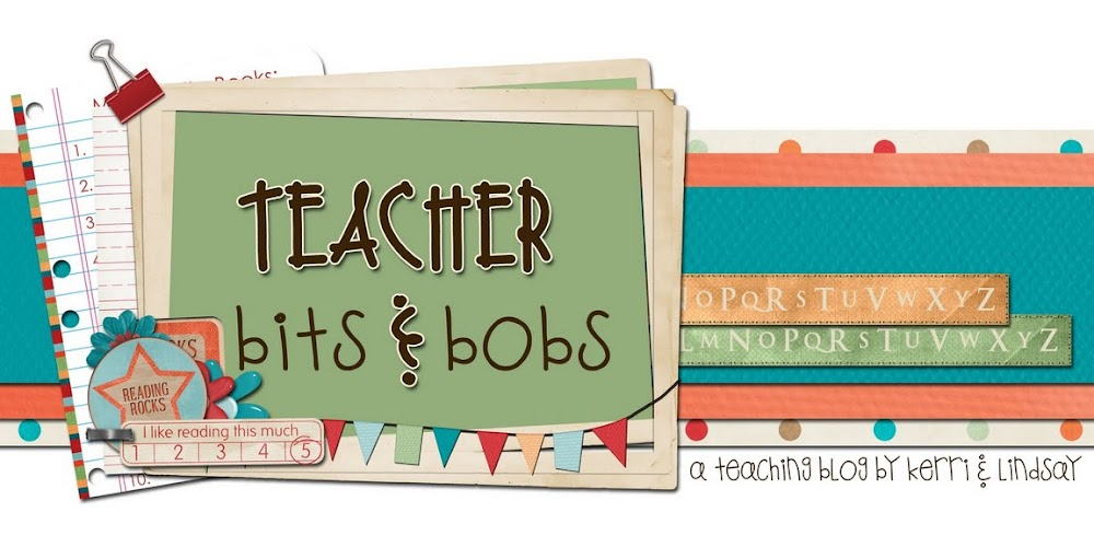Teacher Bits and Bobs