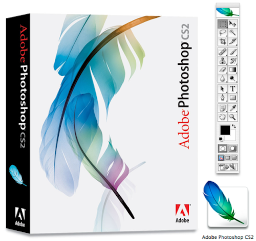 Download Adobe photoshop _CS2 + serial