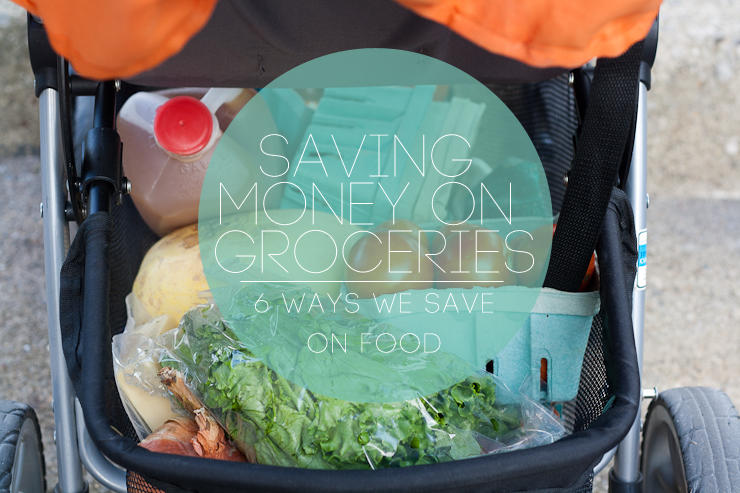 6 ways to save money on groceries