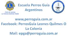 Escuela Perros Guía Argentinos