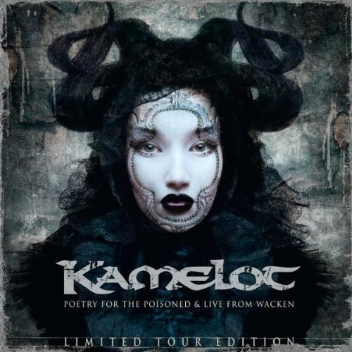 Album Review : Kamelot - Poetry for the Poisoned & Live From Wacken (Limited Tour Edition) 2011