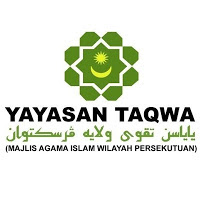 Jawatan Kerja Kosong Yayasan Taqwa (MAIWP) logo