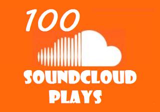 Buy 100 SoundCloud Plays