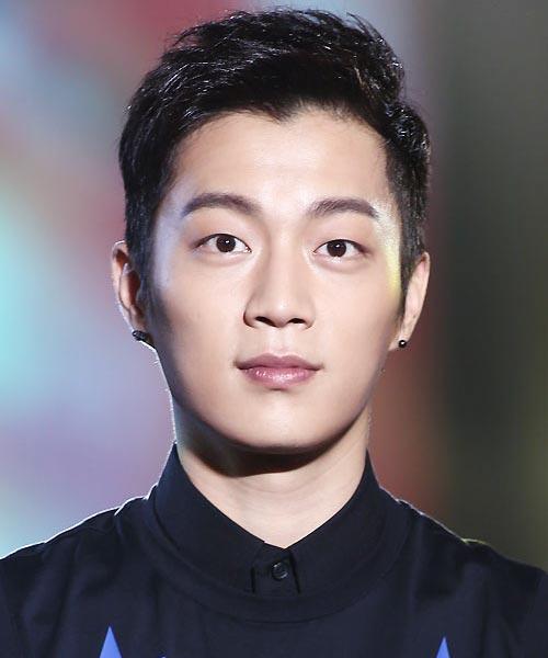 Yoon Doo Joon BEAST short Hairstyle