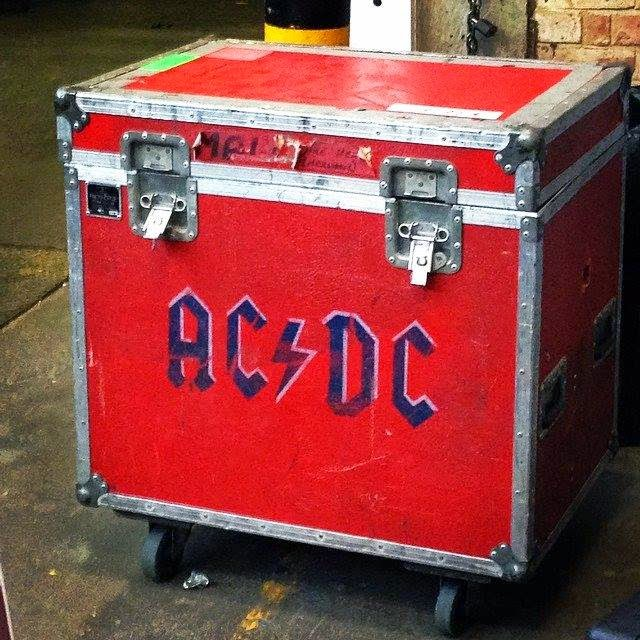 acdc - video shot