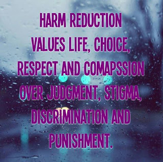 Harm reduction quote