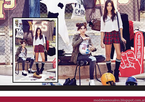 Moda otoño invierno 2014. 47 Street otoño invierno 2014 blog de moda argentina.