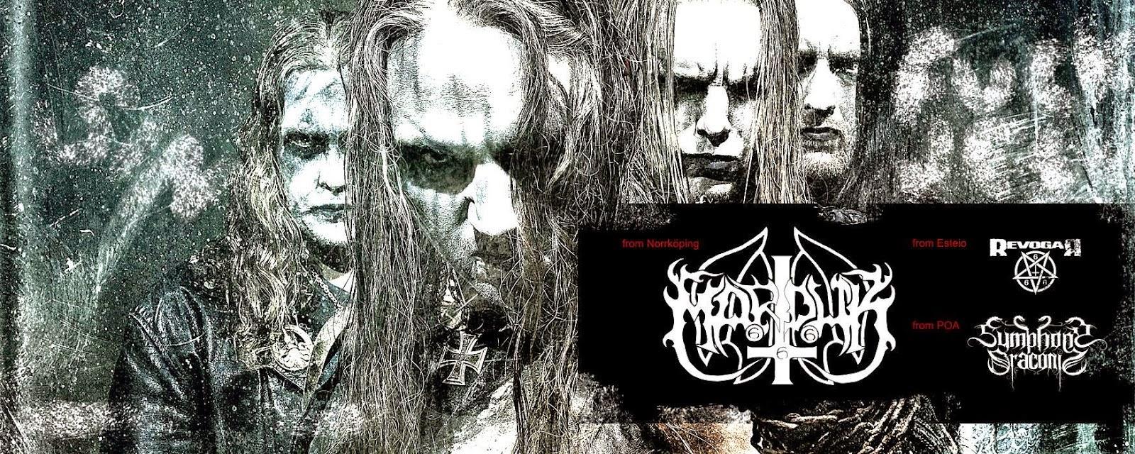 De volta ao RS, os mestres do Black Metal!
