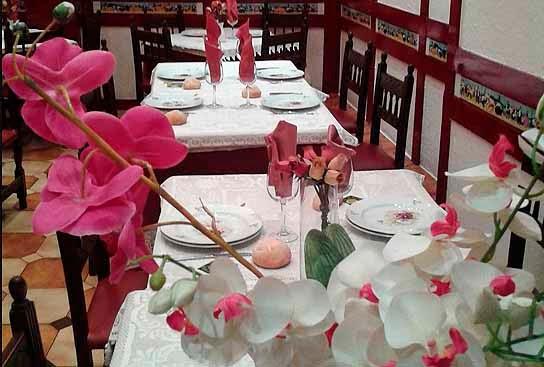 Restaurante-Oncalada-Bilbao-Comedor