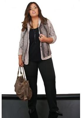 Plus Size Fashion Style Moda Para Gordinhas