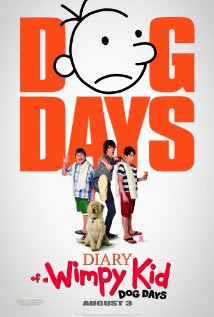 Diary of a Wimpy Kid: Dog Days (2012 – Zachary Gordon, Robert Capron and Devon Bostick)