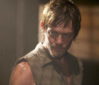 Norman Reedus as Daryl Dixon in THE WALKING DEAD