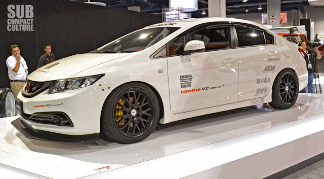 Hankook Honda Civic Si