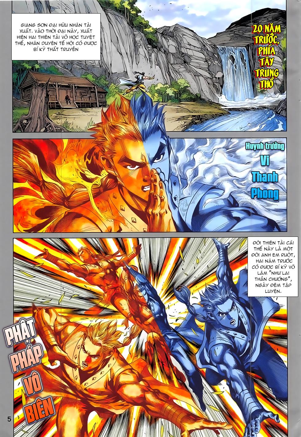 Thần Chưởng trang 5