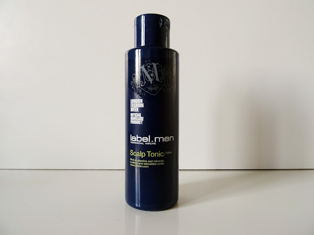 label.men Scalp Tonic Review | Beauty and The Boy - Scottish Beauty Blog