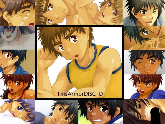 ThisArmor DISC-D