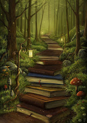 """""""En algún lugar de un libro hay una frase esperándonos para darle sentido a la existencia""""Cervantes"""
