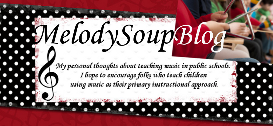 MelodySoup blog
