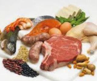 Makanan Non Karbohidrat