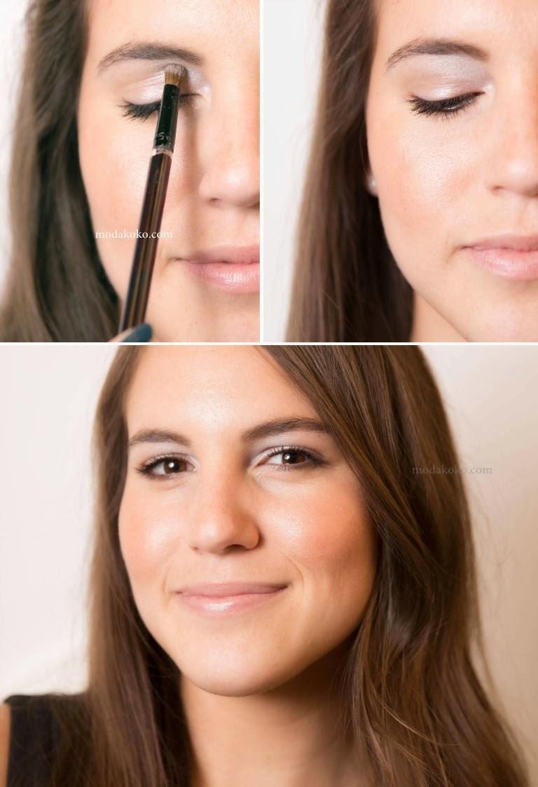 Ünlü Güzellerin Gözlerinin İçini Parlatma Tekniği