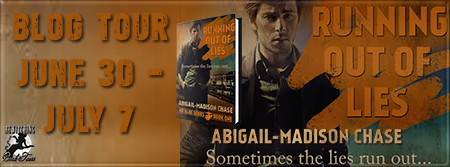 Spotlight Book Tour: Running Out of Lies by Abigail Madison Chase