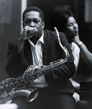 Alice Mcleod & John Coltrane