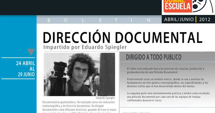 Taller de dirección documental