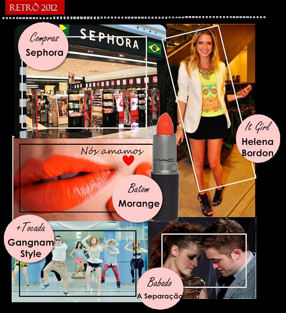 Gangnam Style, Heleninha Bordon, Sephora e muito mais