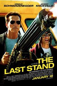 Poster original de El último desafío