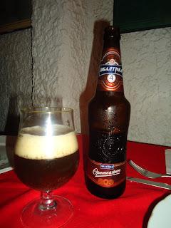 Cerveja russa Baltika