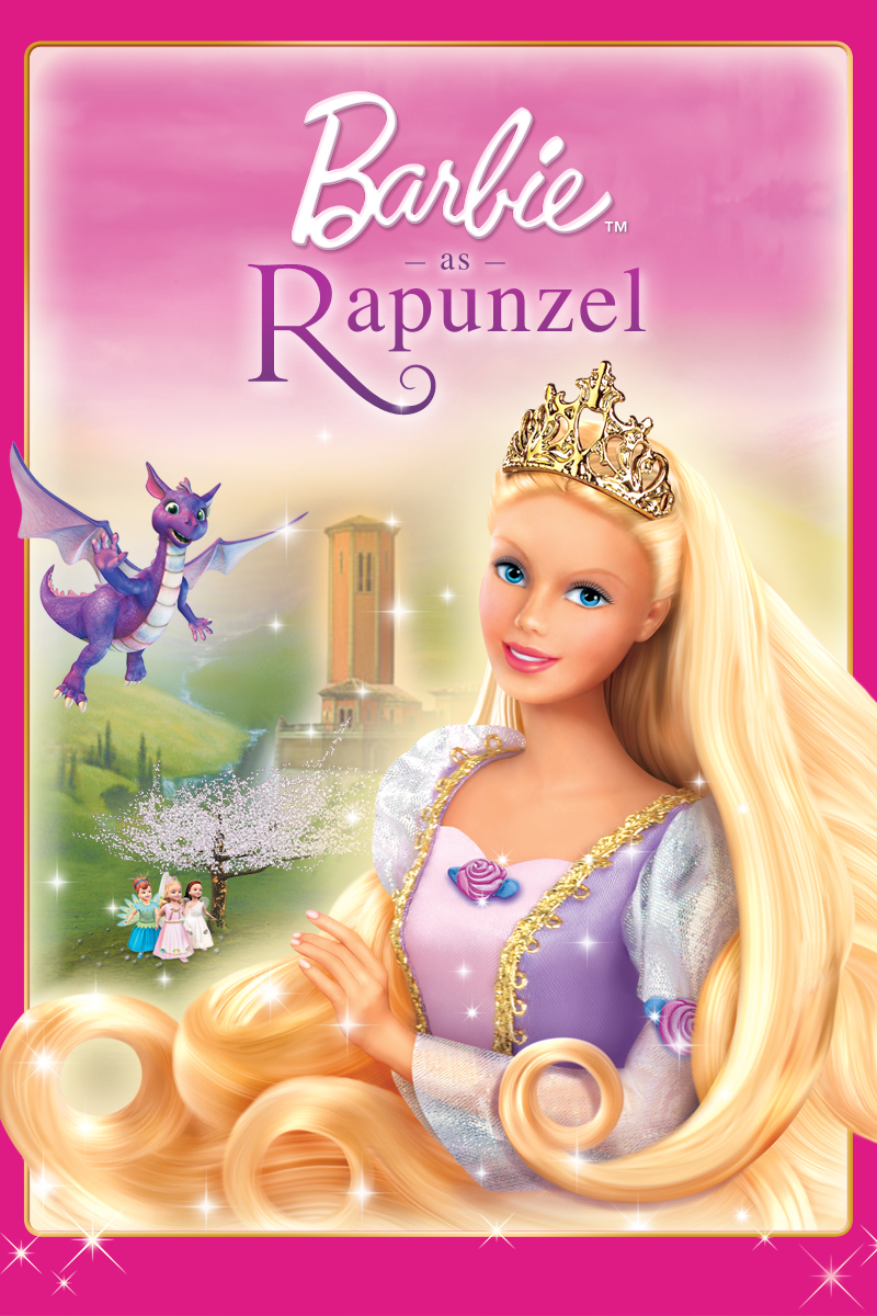 barbie and rapunzel