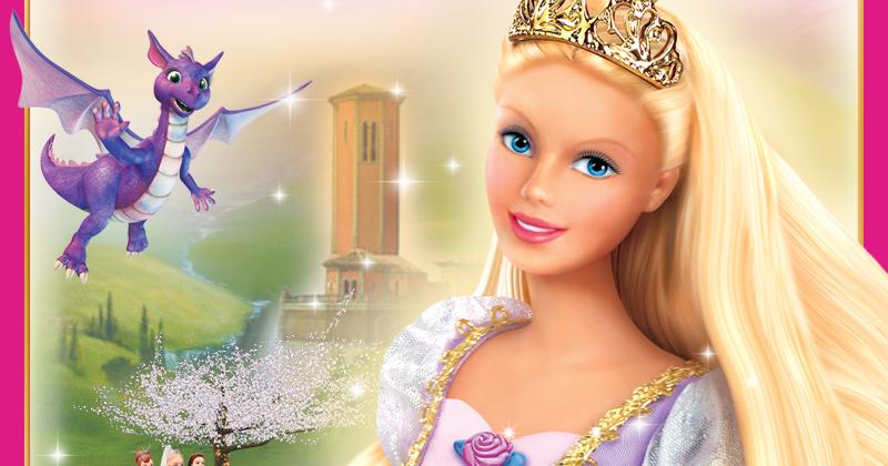 Watch Barbie As Rapunzel (2002) Full Movie Online Free on ...