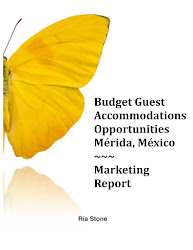 Latest Release: Budget Guest Accommodations Opportunities Marketing Report, Mérida, México
