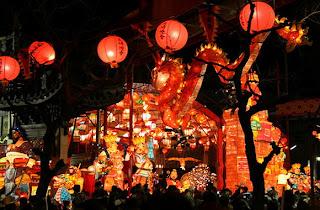 Дата китайского нового года 2013
