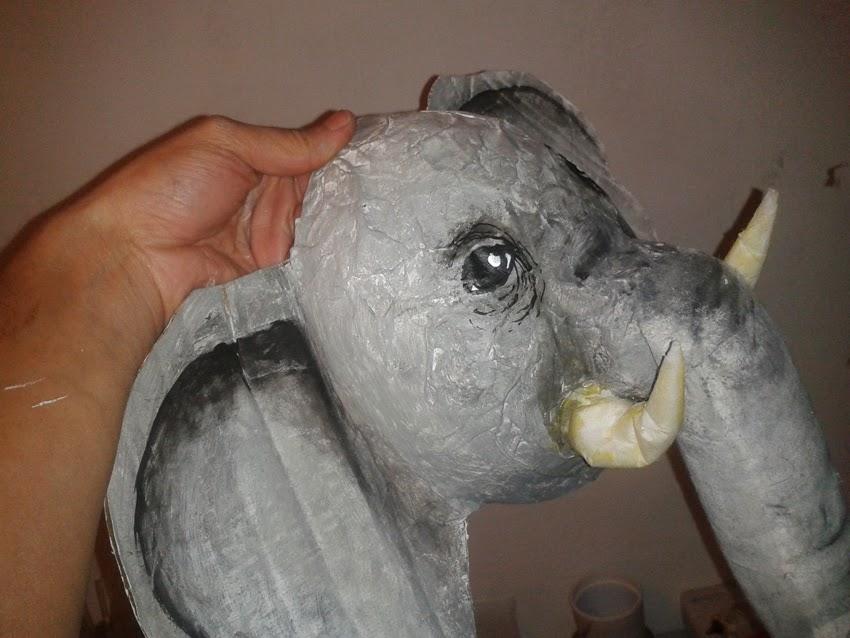 Mascara Elefante