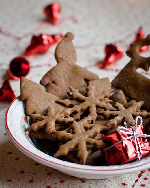 Pepparkakor - Christmas cookies
