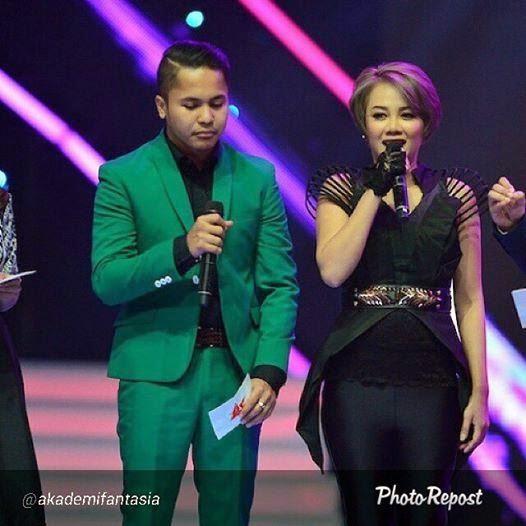 Hafiz-Stacy Jadi Juri Juara AF2014 Untuk Apps #AF2014! , info, terkini, hiburan, sensasi,