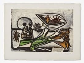 one  of  picasso/s  best  and  most  inspired  periods
