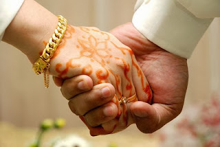 Islamic Wedding Ceremony Follow Religious Traditions
