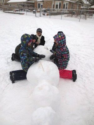 Snow Activities for Children Discovery Barrie