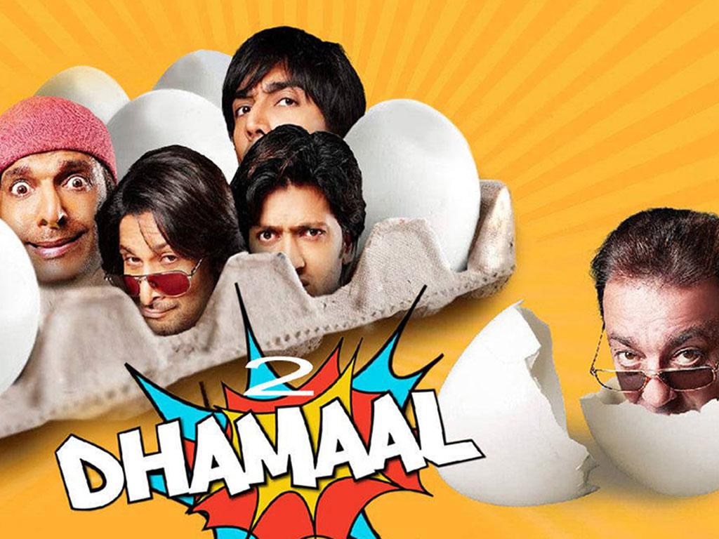 Dhamaal Hindi Lyrics   ...