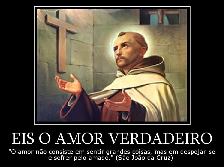 Eis O Amor Verdadeiro Frases Dos Santos