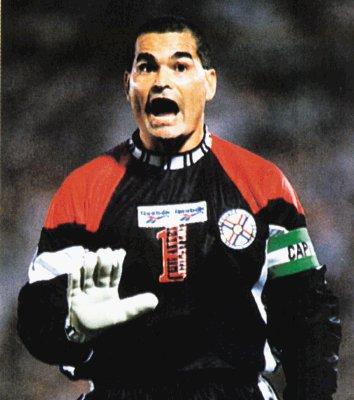 José Luis Chilavert (Paraguay)