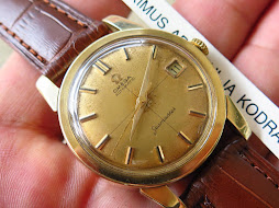 OMEGA SEAMASTER ALL GOLD 14K - AUTOMATIC 503